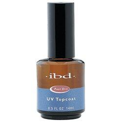 IBD UV Topcoat .5oz [Clearance]