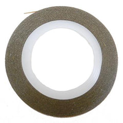 Glitter Line Tape 1mm GOLD [NEW]