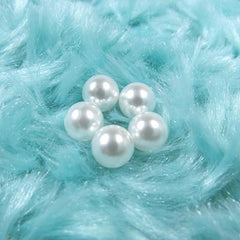 NLS Pearls Full White (6mm) 10pcs