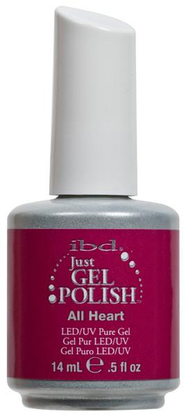 IBD Just Gel Polish All Heart .5oz [While Supplies Last]