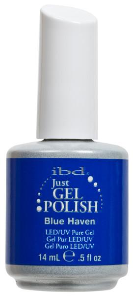 IBD Just Gel Polish Blue Haven .5oz [While Supplies Last]