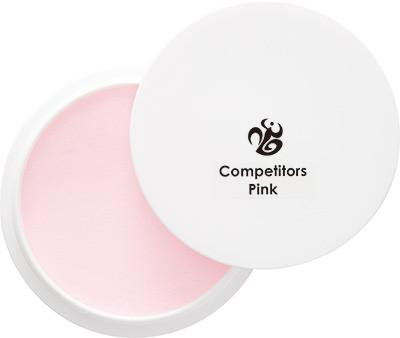 Nail de Dance Competitor's Powder 0.7oz Competitor's Pink