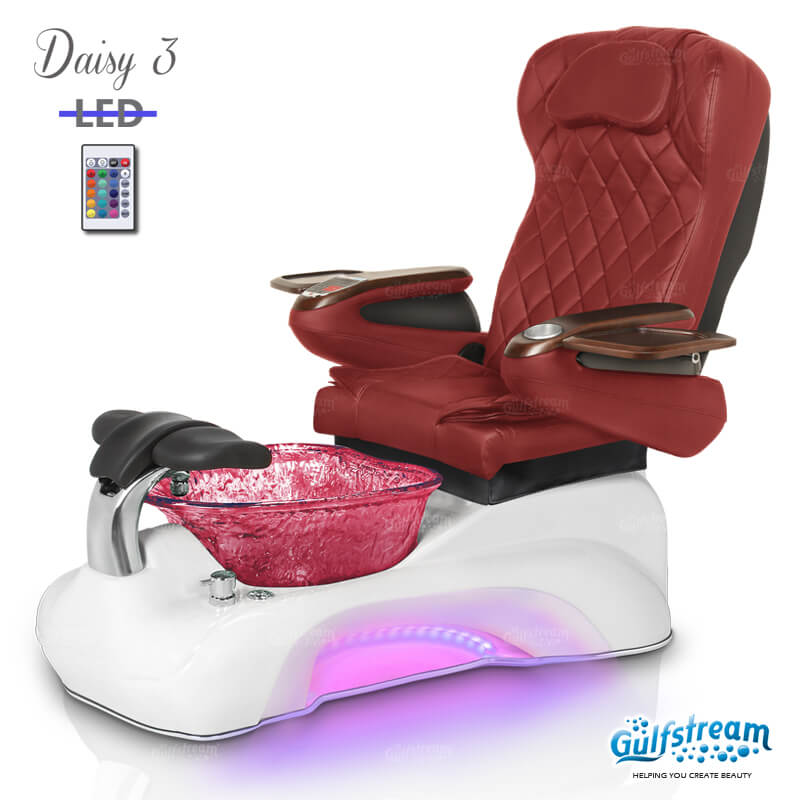 DAISY 3 Pedicure Spa Chair Gulfstream