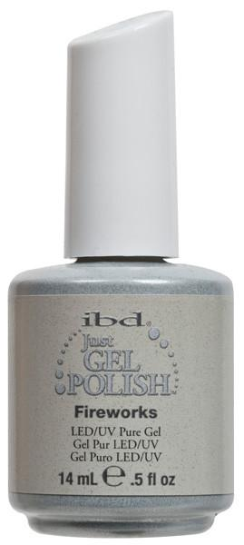 IBD Just Gel Polish Fireworks .5oz [While Supplies Last]