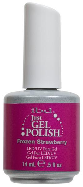 IBD Just Gel Polish Frozen Strawberry .5oz [While Supplies Last]