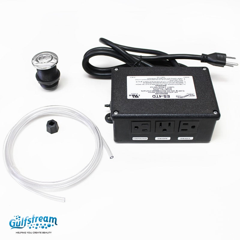 GS4000-T – CONTROL BOX KIT WITH TIMER Gulfstream
