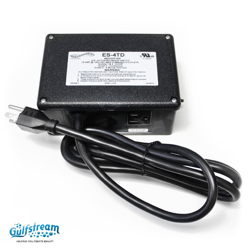 GS4002 – CONTROL BOX WITH TIMER Gulfstream