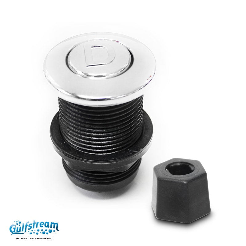 GS4006-D – DISCHARGE PUMP BUTTON AND COMPRESSION NUT Gulfstream