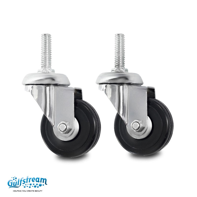 GS7023-B – MINI LAVENDER REAR CASTER Gulfstream