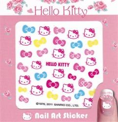 Hello Kitty Nail Art Sticker HKJN-09 [While Supplies Last]