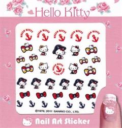 Hello Kitty Nail Art Sticker HKJN-10 [While Supplies Last] discontinued