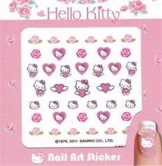 Hello Kitty Nail Art Sticker HKJN-11 [While Supplies Last] Out of Stock