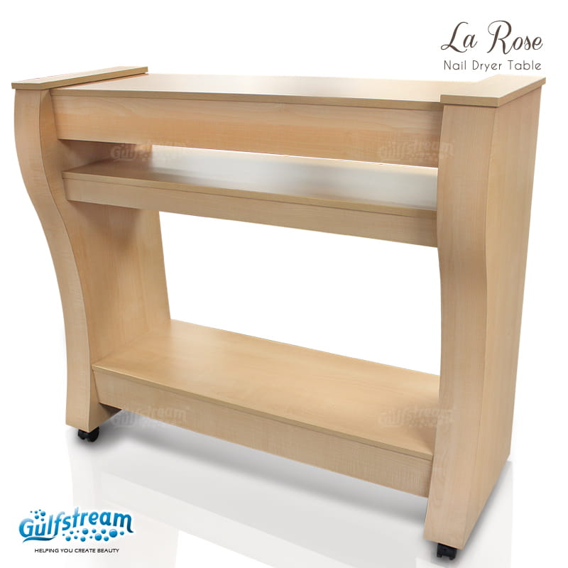 LA ROSE NAIL DRYER TABLE 67.5″ Gulfstream