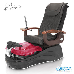 LA TULIP 2 Pedicure Spa Chair Gulfstream