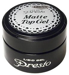 Presto Top Gel Matte 0.3oz [Jar]