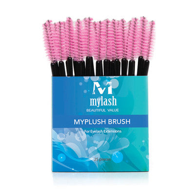 Eyelash Make Up Brush Mascara Extension 50 Pieces Per Pack Color Varies