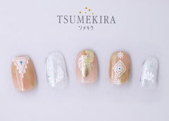Tsumekira Marie Nails Product 5 Crochet NN-MAN-106