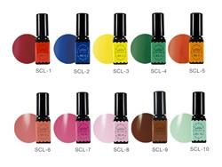 Presto Art Gel Liners SCL Series Set [Bottle] - All 20 Colors [Bottle]