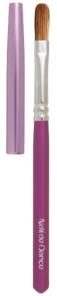Nail de Dance Sculpture Brush Flat Purple