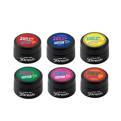 Presto Art Gel Artist Series Tokyo Swag Collection Set - All 6 Colors