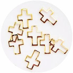 Nail Labo Metal Frame Cross M