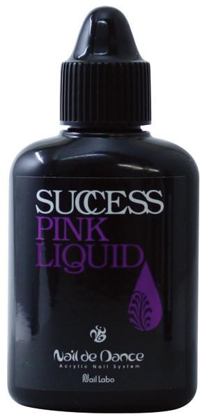 Nail de Dance success Pink Liquid 70ml/2.4oz