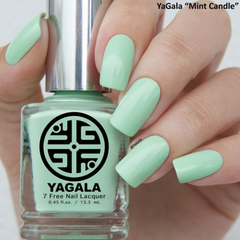 YaGala Nail Polish #016 Mint Candle
