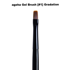 Ageha Gel Brush [#1] Gradation