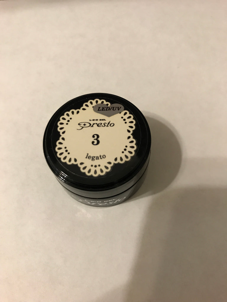 Presto Color Gel 0.14oz #003 Legato [Jar]