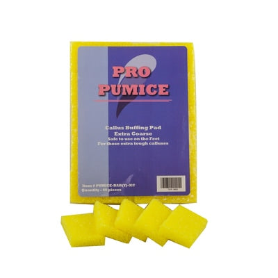 Mini Pumice Pack - Yellow