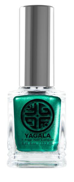 YaGala Nail Polish #041 Emerald Envy