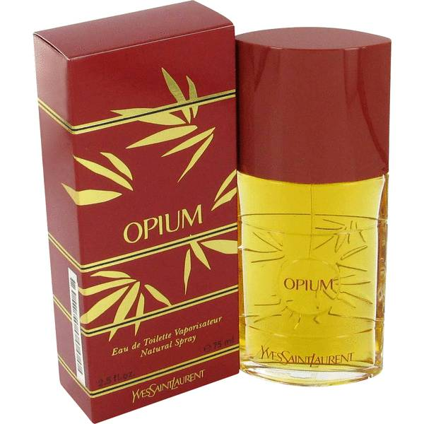 FRAGRANCE Opium Perfume 3 oz Eau De Toilette Spray (New Packaging)