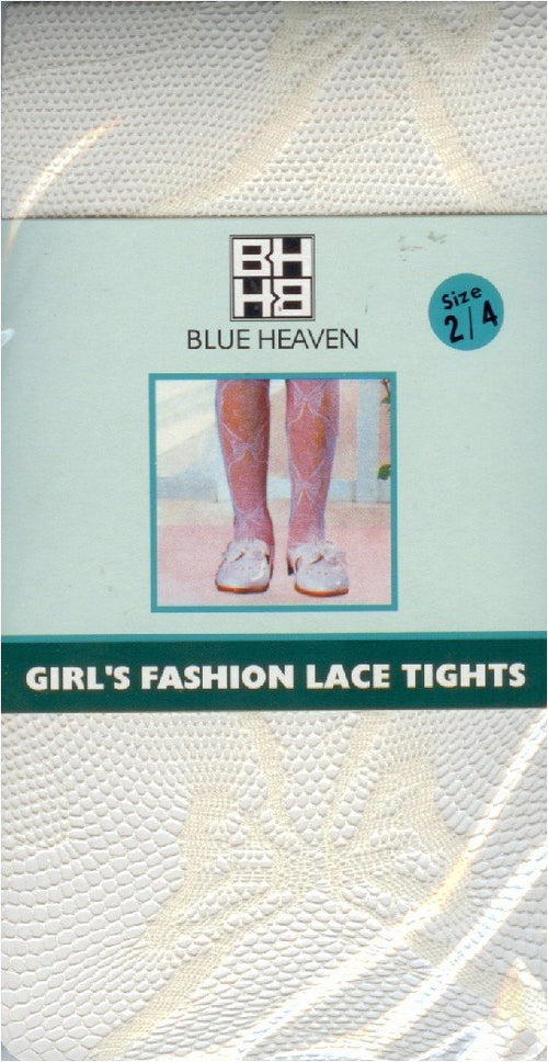 Blue Heaven Lace Sheer Tight ~6