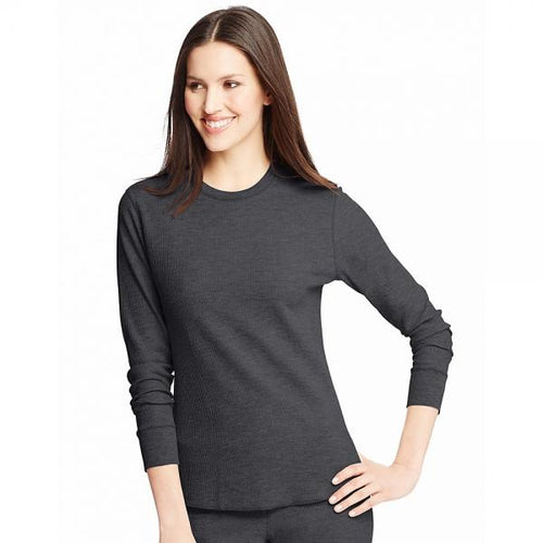 Hanes Women's X-Temp™ Thermal Crew - Best Seller!