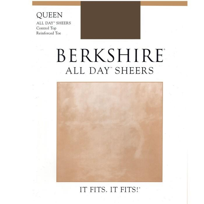 Berkshire Queen All Day Sheer Pantyhose CT - RT