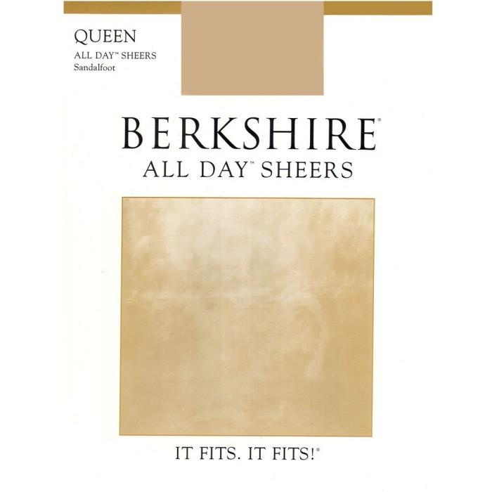 Berkshire Queen All Day Sheer Pantyhose NC - SF 20