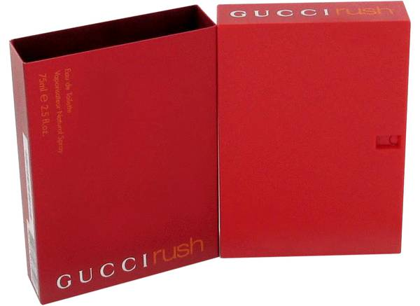 FRAGRANCE Gucci Rush Perfume 2.5 oz Eau De Toilette Spray