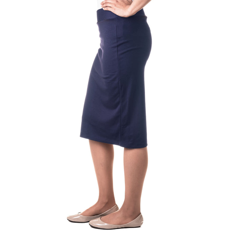 Kiki Riki Womens Viscose Pencil Skirt
