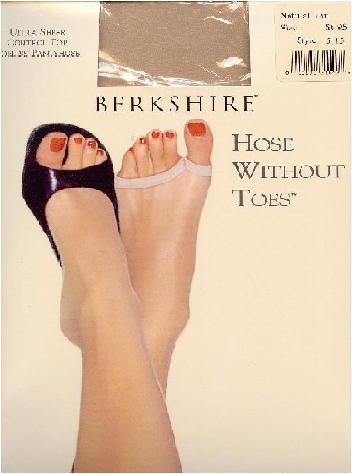 Berkshire Hose Without toes 5 ~3