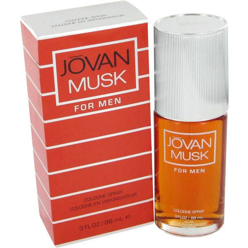 FRAGRANCE Jovan Musk Cologne 3 oz Cologne Spray