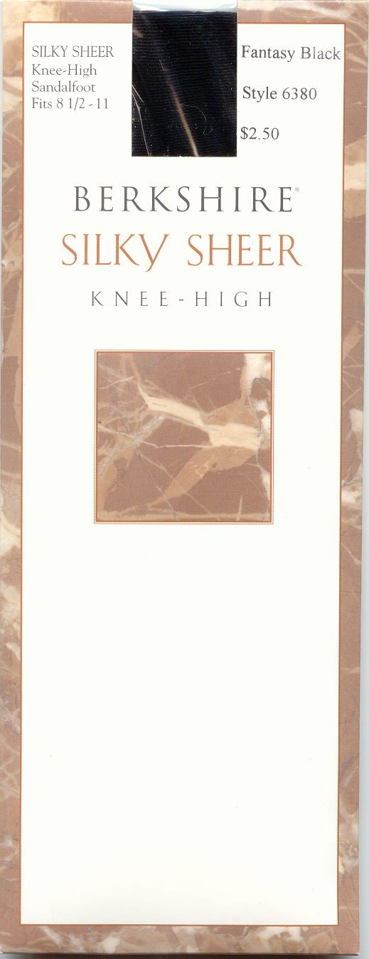 Berkshire Silky Sheer Knee High 20