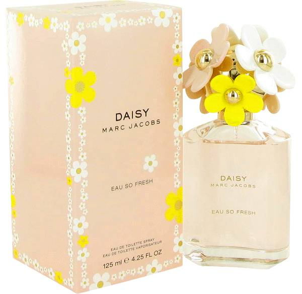 FRAGRANCE Daisy Eau So Fresh Perfume 4.2 oz Eau De Toilette Spray