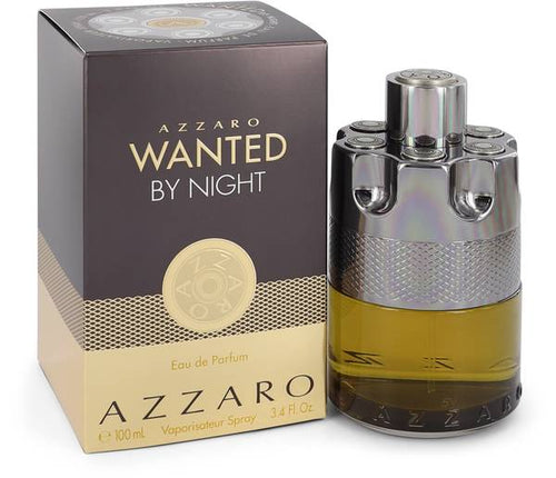 FRAGRANCE Azzaro Wanted By Night Cologne 3.4 oz Eau De Parfum Spray
