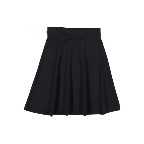 Three Bows Ponti Camp Circle Skirt