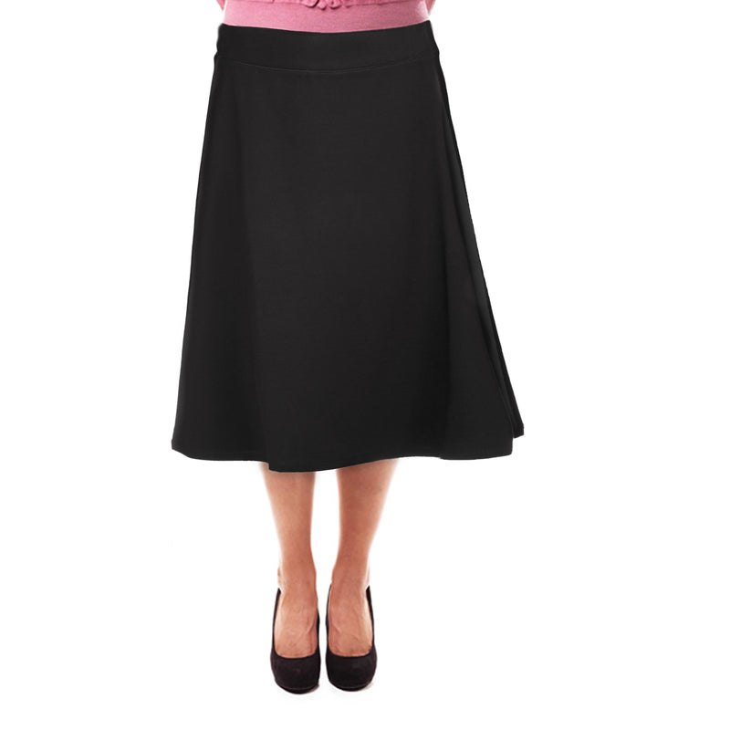 Wear And Flare Women's A-line skirt 786