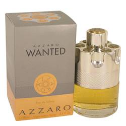FRAGRANCE Azzaro Wanted Cologne 3.4 oz Eau De Toilette Spray