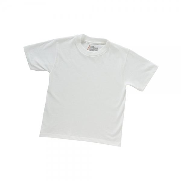Hanes ComfortSoft® Tagless® Boys' Crewneck White T-Shirt 3-Pack - Best Seller!