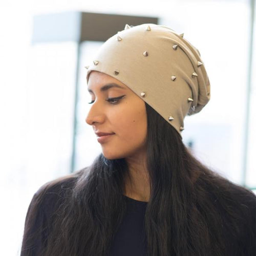 Legaacy Beanie With Spikes