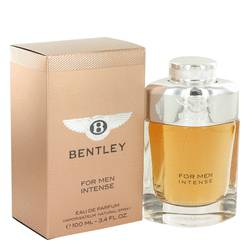 FRAGRANCE Bentley Intense Cologne 3.4 oz Eau De Parfum Spray