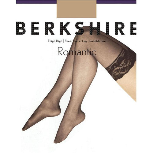 Berkshire Romantic Lace Top Thigh-High 20